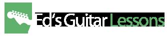 Logo Ed's Guitar Lessons